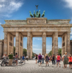 Brandenburg Gate in Berlim by Christian Del Rosario