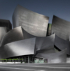 Walt Disney Concert Hall by Christian Del Rosario