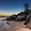 Seychelles Sunrise by Christian Del Rosario