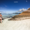 La Digue Beach by Christian Del Rosario