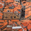 Dubrovnik Roofs by Christian Del Rosario