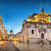 Church of Saint Blasius in Dubrovnik Croatia by Christian Del Rosario