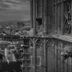 Gargoyle over Vienna by Christian Del Rosario